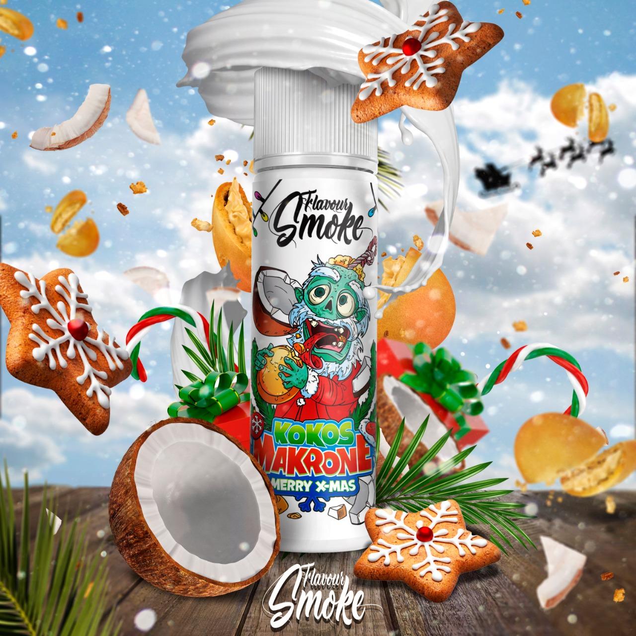 Flavour Smoke Kokos Makrone Aroma 20ml