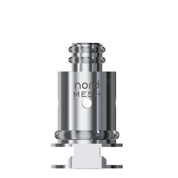 5x SMOK Nord Mesh Coil Verdampferkopf 0,6 Ohm