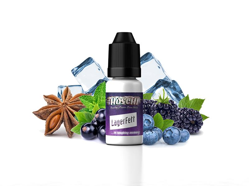 HOSCHI LAGERFETT 10ml Aroma