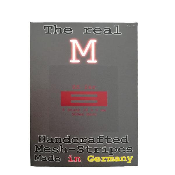 1 x 5 Stück THE REAL M ZX 2er SS316 MESH 500 Coil Wickeldraht