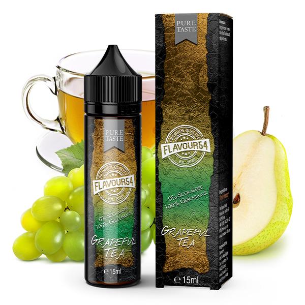Flavour54 Grapeful Tea Aroma 15ml