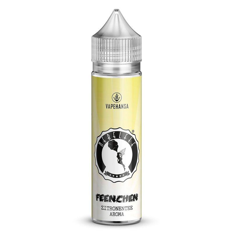 Nebelfee Zitronentee FEENCHEN 10ml Aroma Longfill