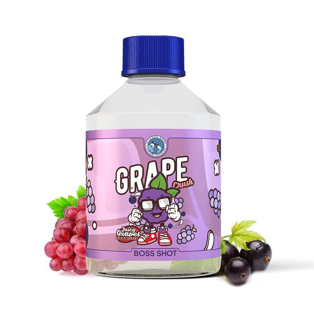 BOSS SHOT Grape Crush by Flavour Boss 500ml