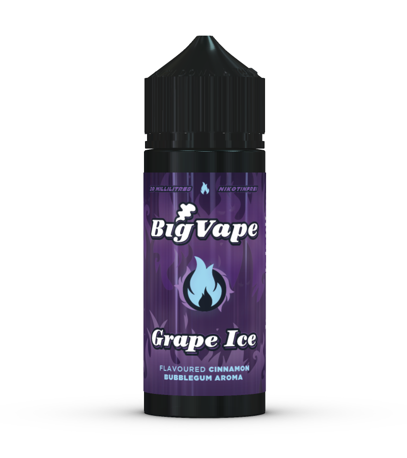 Big Vape Grape ICE Aroma 20ml