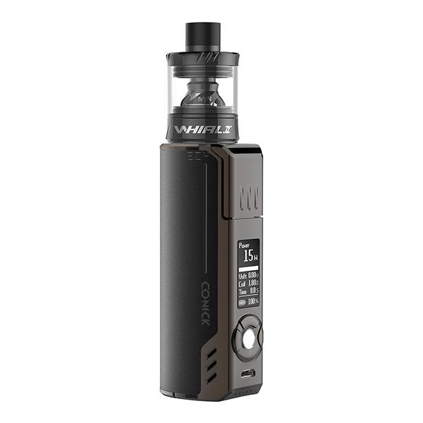 Uwell Whirl 2 Kit Schwarz / Black E - Zigaretten Kombi