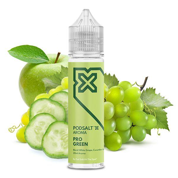 Pod Salt X Pro Green Aroma 20ml