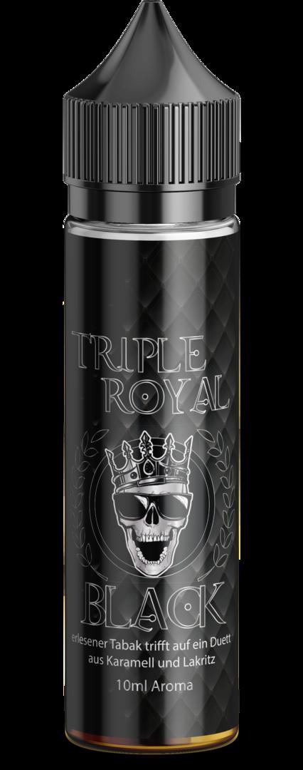 Triple L - Triple Royal Black Aroma 10ml