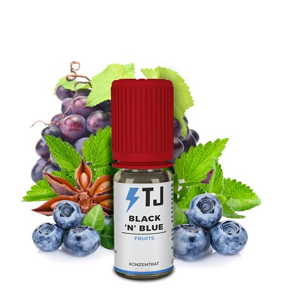 T-Juice FRUITS Black and Blue Aroma 10ml *Sonderpreis*