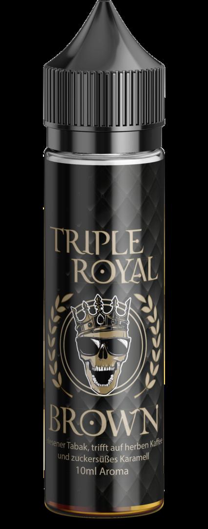 Triple L - Triple Royal Brown Aroma 10ml