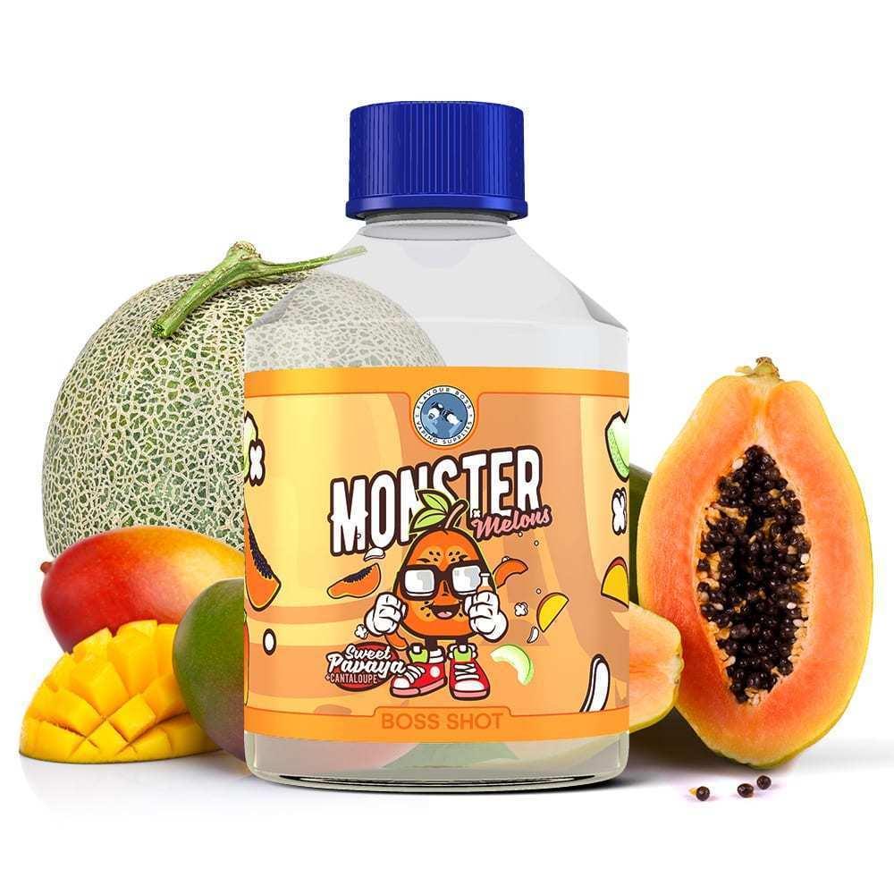 BOSS SHOT Monster Melons by Flavour Boss 500ml