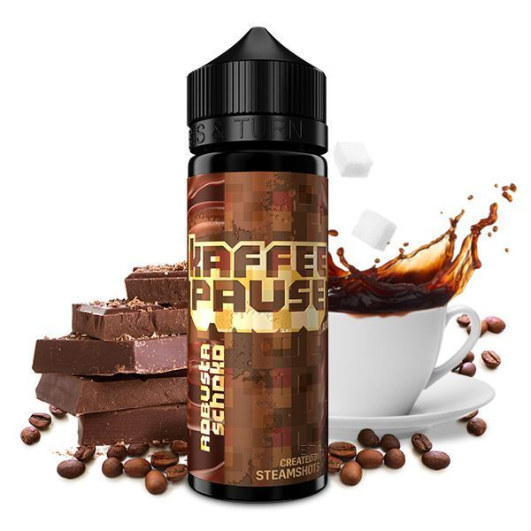 Kaffeepause by Steamshots - Robusta Aroma 20ml