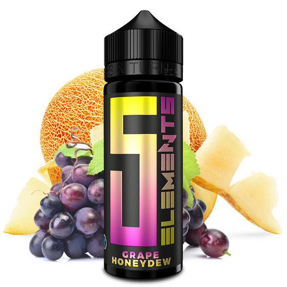5 ELEMENTS Grape Honeydew Aroma 10ml
