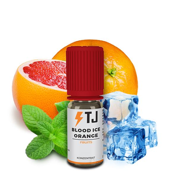 T-Juice Fruits Blood Ice Orange Aroma 10ml  *Sonderpreis*