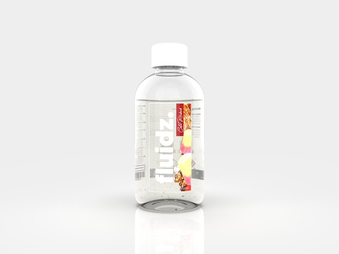 DRIP HACKS Fluidz Cola  & Rhubarb Shortfill Liquid 200ml
