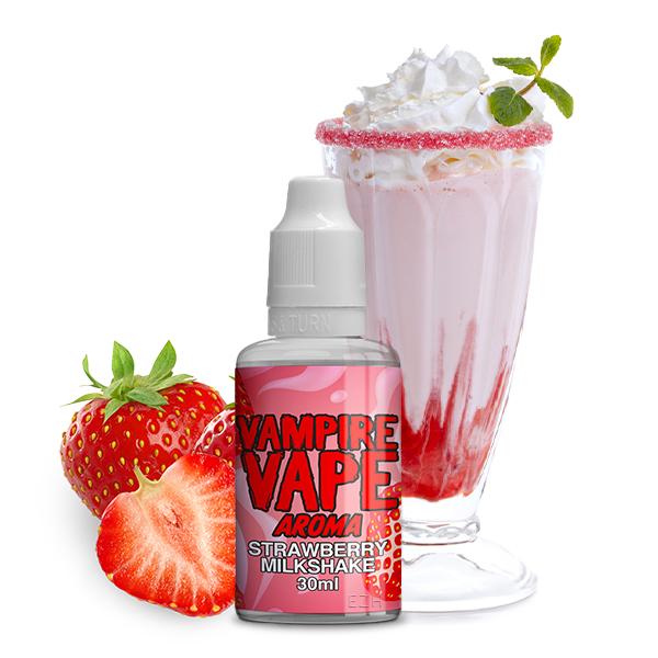 Vampire Vape Strawberry Milkshake Aroma 30ml