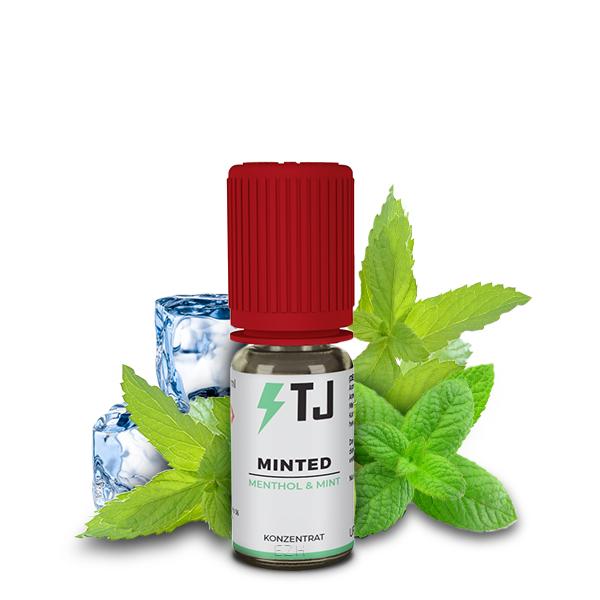 T-Juice MENTHOL AND MINT Minted Aroma 10ml  *Sonderpreis*