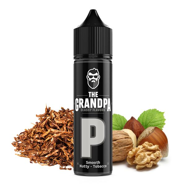 The Grandpa P Aroma 20ml