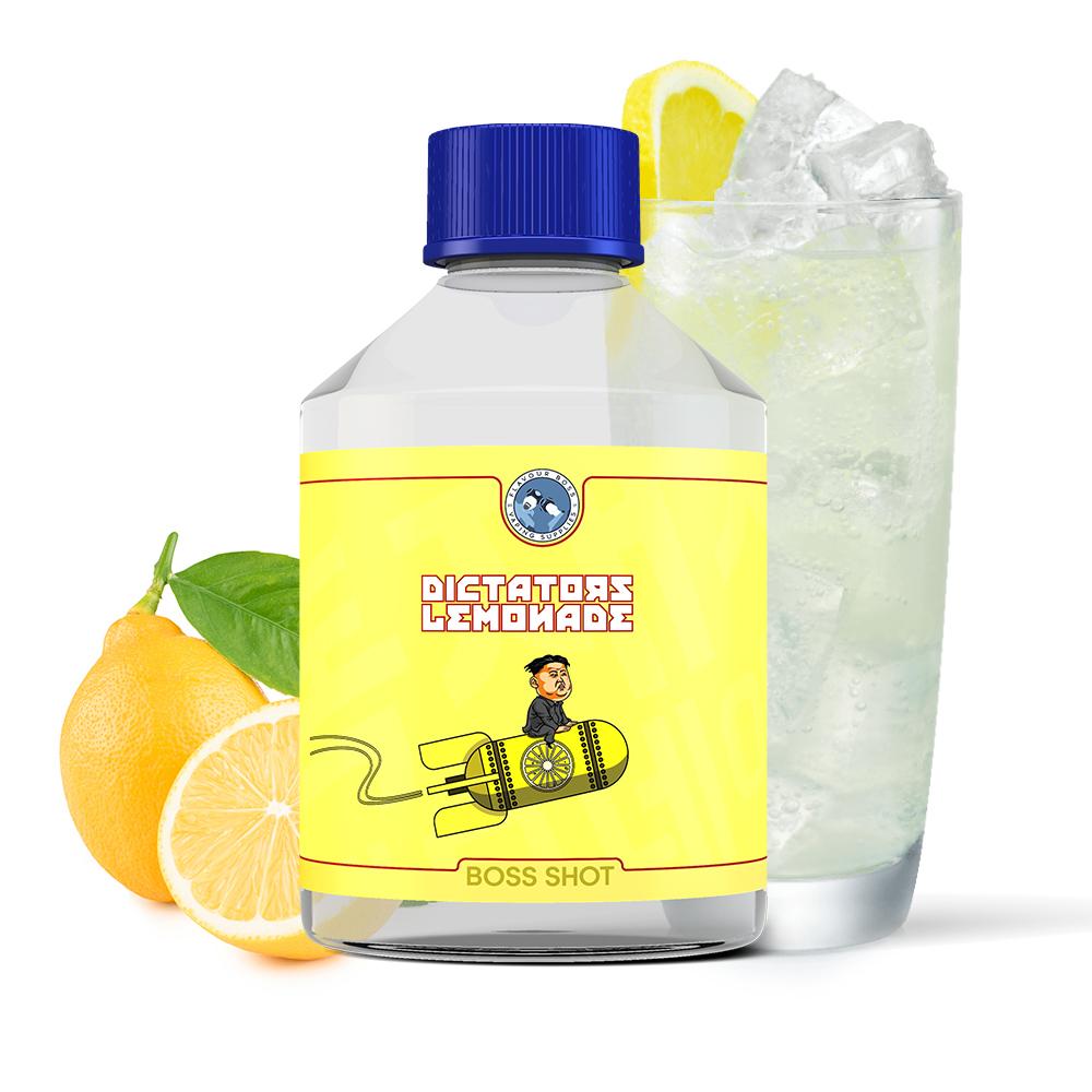 BOSS SHOT Dictators Lemonade by Flavour Boss 500ml