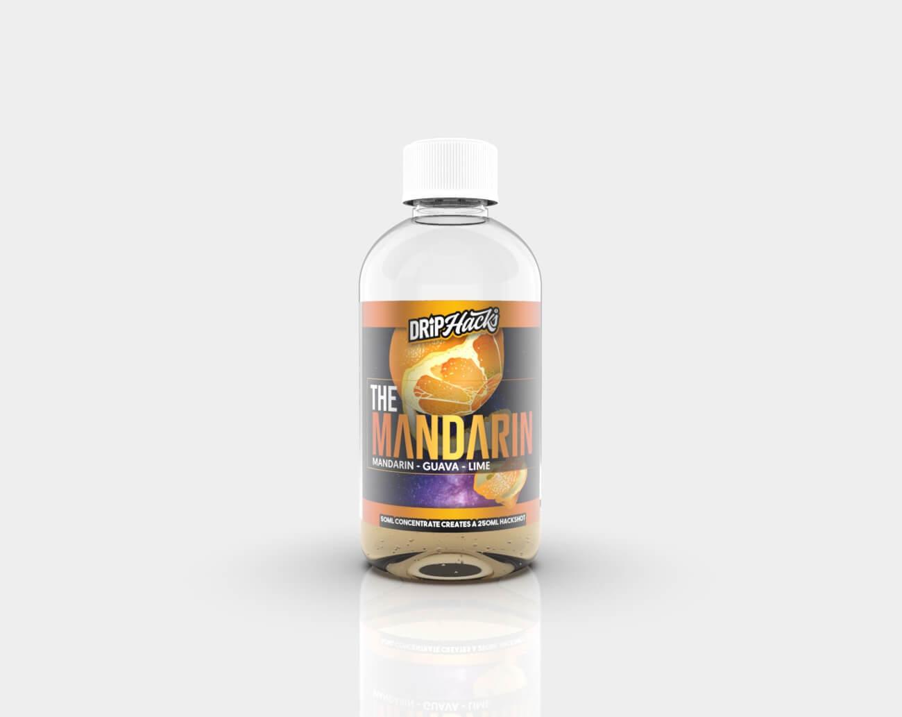 HACKSHOT The Mandarin by Drip Hacks 250ml