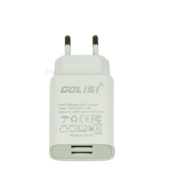 Golisi 2 Port USB Netzteil - Ladestecker