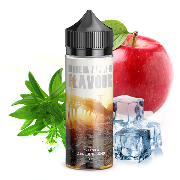 The Vaping Flavour APPL3INF3RN0 Aroma 10ml Longfill