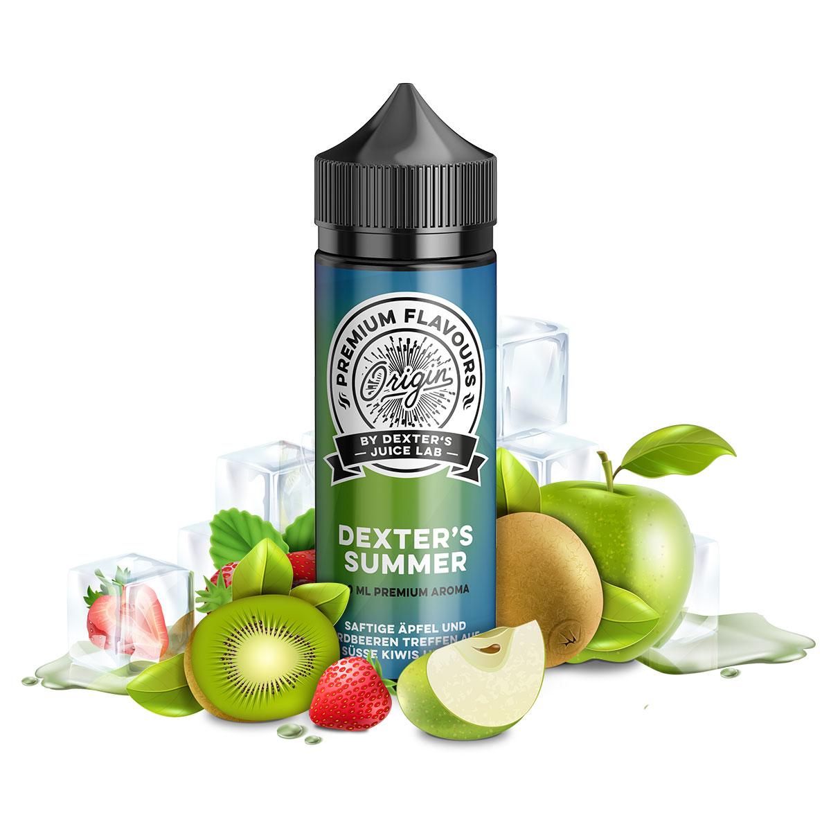 Dexter's Juice Lab - Origin - Dexter's Summer - 30ml Aroma Longfill