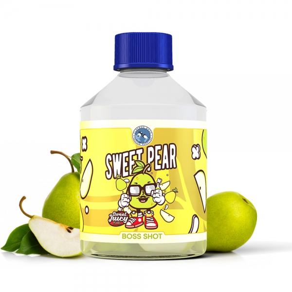 BOSS SHOT Sweet Pear 500ml by Flavour Boss