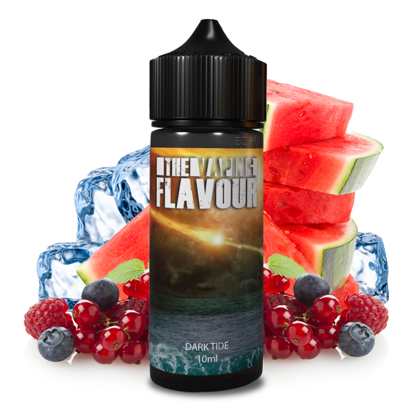The Vaping Flavour DARK TIDE Aroma 10ml Longfill
