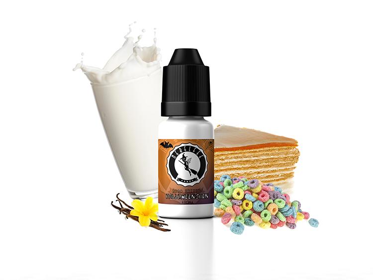 Nebelfee HALLOWEENCHEN 2020 Edition 10ml Aroma