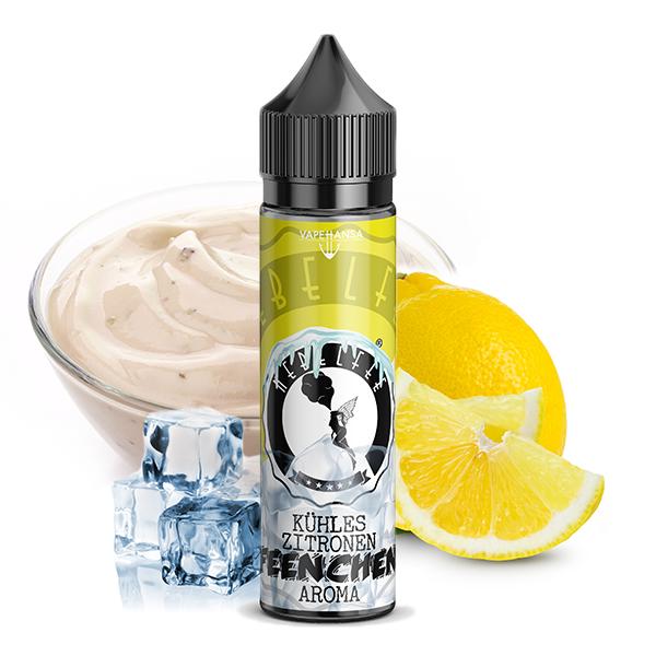 NEBELFEE kühles Zitronen Feenchen Aroma 10ml Longfill