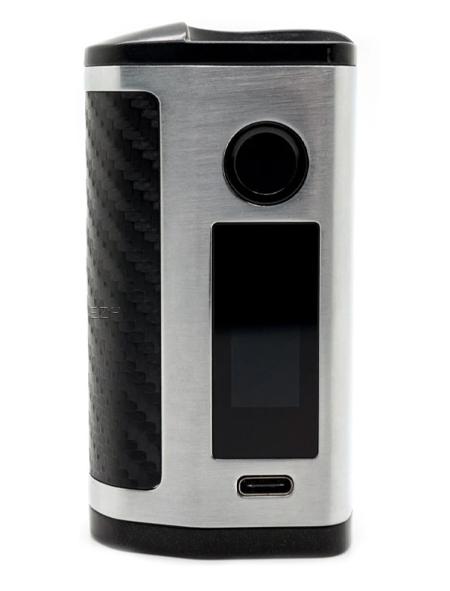 ASMODUS Minikin 3s Mod Akkuträger Silber / Schwarz - Limited Edition