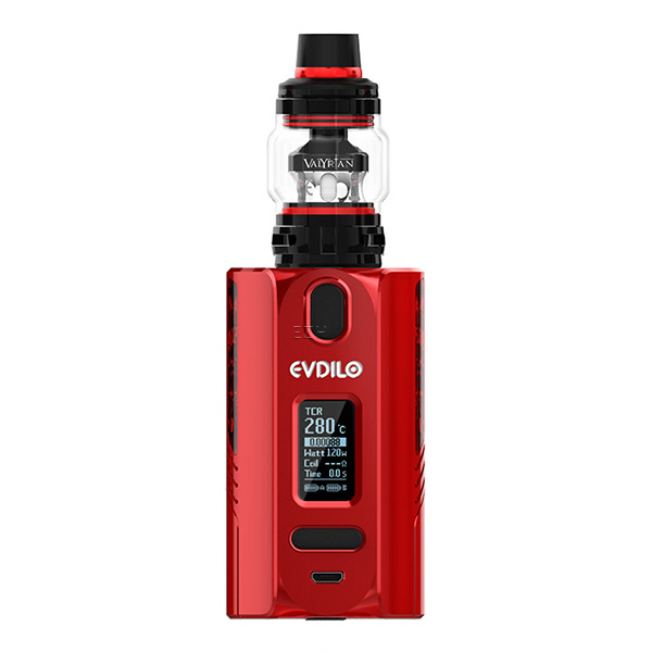 Uwell Evdilo Kit Rot / Red