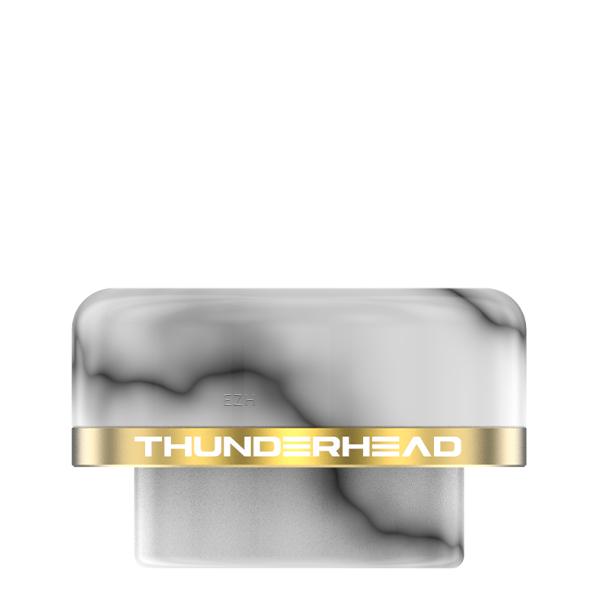 ThunderHead Creations Artemis 810 Drip Tip weiss marmoriert