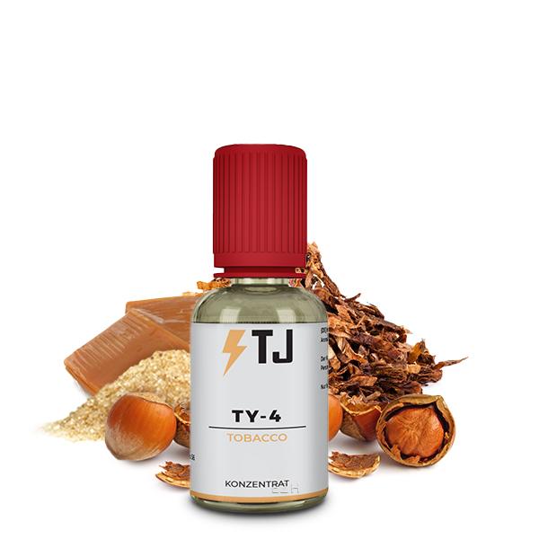 T-Juice TOBACCO TY4 Aroma 30ml *Sonderpreis*