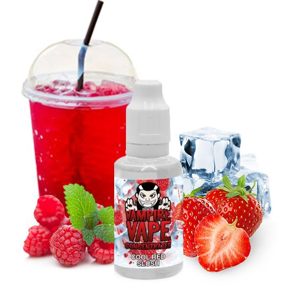 Vampire Vape Cool Red Slush Aroma 30ml
