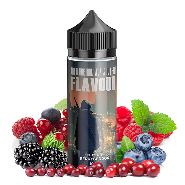 The Vaping Flavour BERRYGEDDON Aroma 10ml Longfill